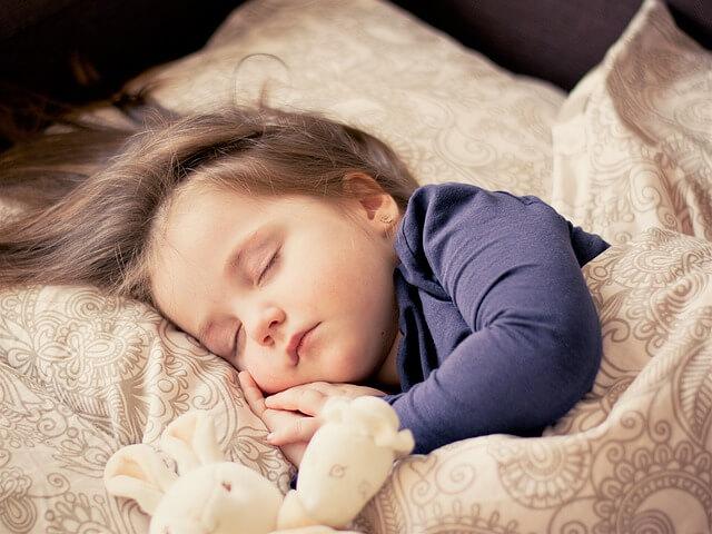 30秒で分かる!レム睡眠とノンレム睡眠を分かりやすく解説します.