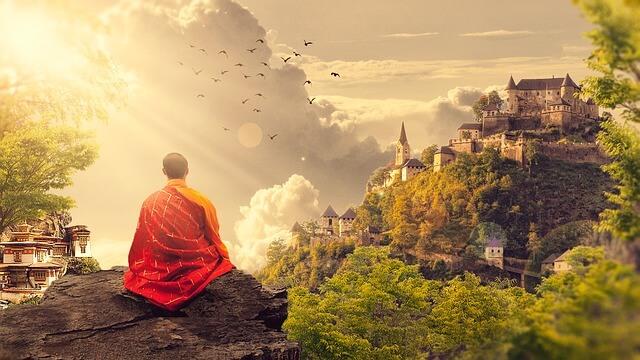 自分の感情を思いのままに。瞑想初心者の方へ、簡単にできる瞑想方法をご紹介します。