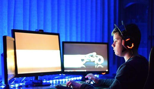 ゲームのやりすぎは睡眠に悪影響を与える!睡眠障害になる可能性も?