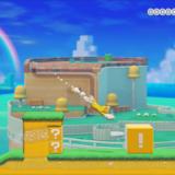 【マリオメーカー2】③Hello, 3DWorld!の攻略方法を解説