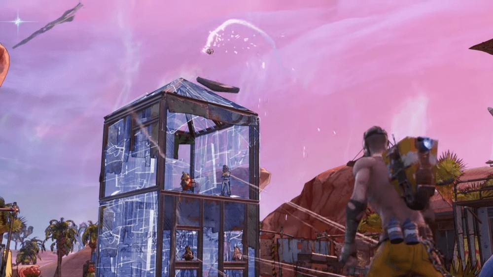 建築という新要素