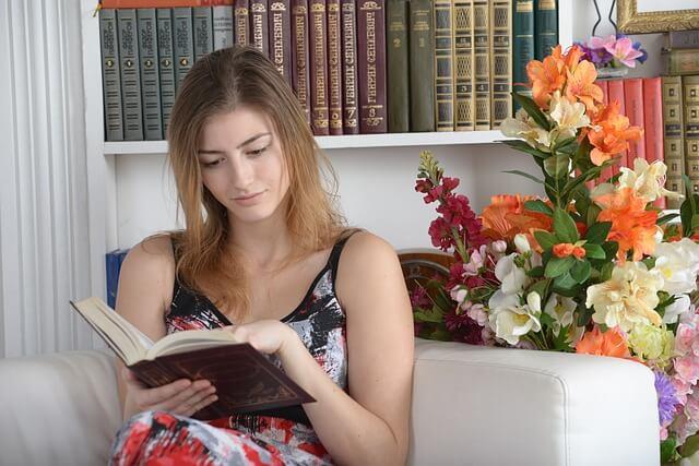 読書する場所は固定する