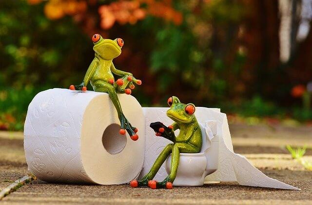 夜のトイレが怖い!トイレが怖くなくなる5つの対処法
