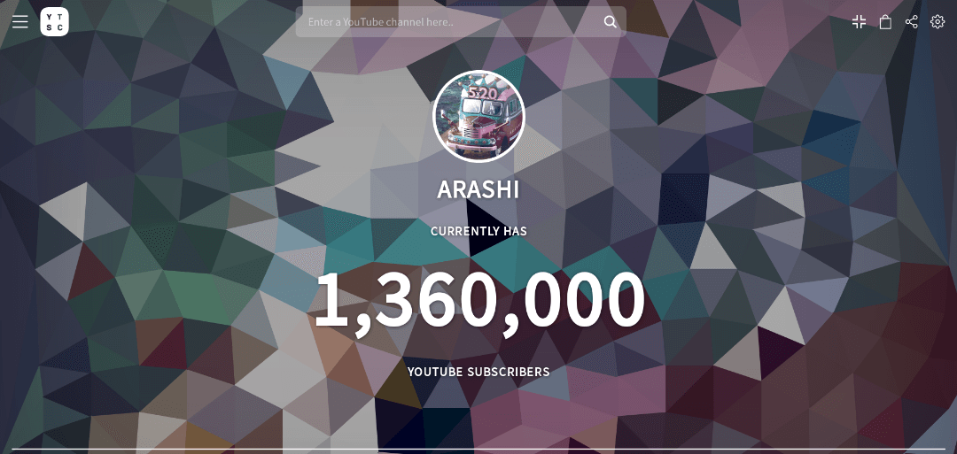 嵐(ARASHI)YouTube